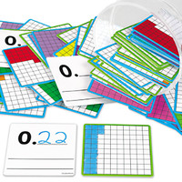 Decimal Operations Grids at Lakeshore Learning
