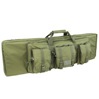 42in Double Rifle Case Color- OD Green