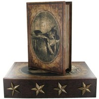 Western Book Box Set with Black Lining | Shop Hobby Lobby