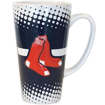 Boston Red Sox - Logo 16 oz Latte Mug