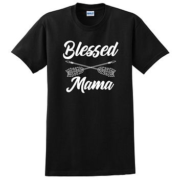 Blessed mama T Shirt