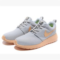 NIKE Women Men Running Sport Casual Shoes Sneakers Grey-4
