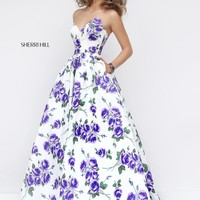 Sherri Hill 50482 Prom Dress