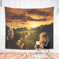 Unborn Wall tapestry