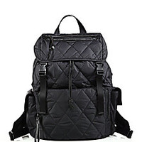 Rebecca Minkoff - Quilted Nylon Hiking Backpack - Saks Fifth Avenue Mobile