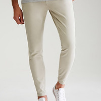 Classic Belted Chinos