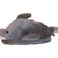 Happy Feet - Dolphin - Animal Slippers