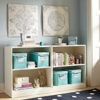 Stack Me Up Small Bookcase Set