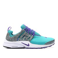 NIKE AIR PRESTO QS 'SAFARI PACK' (PETROL / WHITE / PURPLE)