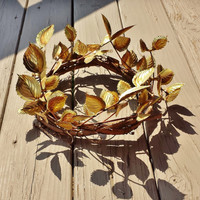 Golden Afternoon Bacchus/ Fairy Crown