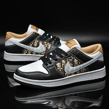 Nike Air Force 1 Men's and Women's Fashion Sneakers Shoes