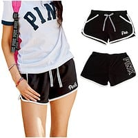 Victoria's secret PINK  Pro Women Workout Gear Shorts