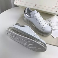 Alexander Mcqueen Oversized Sneakers With Air Cushion Sole Reference #12