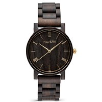 The Curtis Gold | Wooden Watch