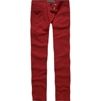 Levi's 511 Skinny Extra Slim Mens Jeans Red  In Sizes