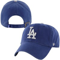 L.A. Dodgers New Era 2015 Memorial Day Stars and Stripes On-Field Low Crown 59FIFTY Fitted Hat - Royal