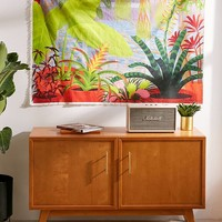 Amy Lincoln Greenhouse Tapestry | Urban Outfitters