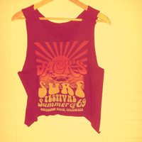 Surf Festival Tank Top