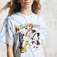 Animaniacs Graphic Tie-Dye Tee