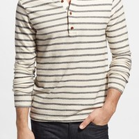 Men's Scotch & Soda Stripe Henley
