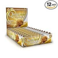 Quest Nutrition - Banana Nut Muffin - (12 Bars)