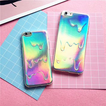 Creative Ice Melting Case for iPhone