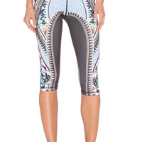 MINKPINK Dream Achievers 3/4 Legging in Multi