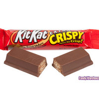 Kit Kat Extra Crispy Candy Bars: 36-Piece Box   CandyWarehouse.com Online Candy Store