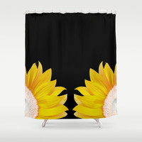 colored summer for two  Shower Curtain by Steffi ~ findsFUNDSTUECKE