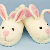 Adult Classic Bunny Slippers
