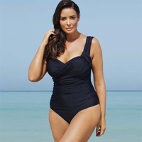 Sexy push-up One piece swimsuit bodysuit swimwear