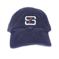 SF Native Classic Cap in distressed navy