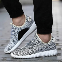 Turtle Dove Yeezy Boost 350 High Quility Gray Kanye West