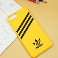 Fashion sports yellow phone case for iphone 4 4s 5 5s 6 6s 6plus 6s plus 7 7plus