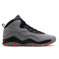 Air Jordan 10 Retro Cool Grey GS