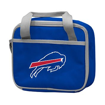 BUFFALO BILLS ROYAL LUNCH BOX F/ PRIMARY LOGO