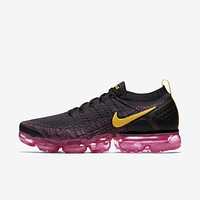 Nike Air VaporMax Flyknit 2 Pink Blast Women Running Shoes