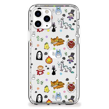 Anime Friends iPhone Case