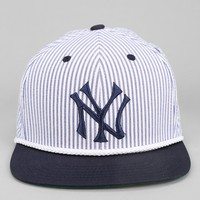 American Needle New York Yankees Hampton Strap-Back Hat - Urban Outfitters