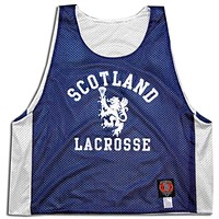 Scotland Lacrosse Pinnie
