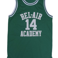 Will Smith Bel-Air Academy Throwback #14 Away Alternate Jersey