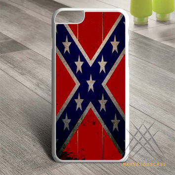 Confederate Flag Rebel Flag South case for iPhone, iPod and iPad