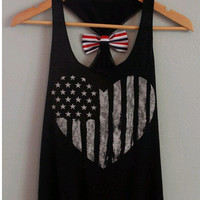 Stylish Summer Sexy Beach Hot Comfortable Bralette Butterfly Black Tops Vest [6439083716]