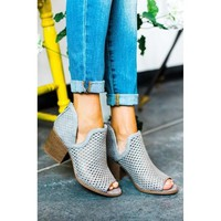 'Florence' Booties