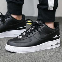 Air Force 1 Double Air cushioning low-top flat sneakers shoes