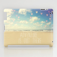 adventure is out there iPad Case by Sylvia Cook Photography