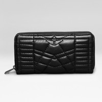 Compagnon Quilted Wallet