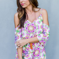 WEB EXCLUSIVE: See You Soon Romper