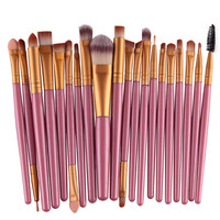 Makeup Brushes, 20pcs/set