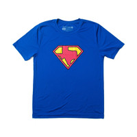 SuperTexan Men's Sweat-Wicking Workout Shirt
